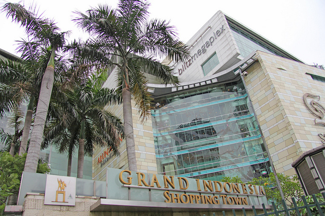 Grand Indonesia Shopping Town - Jakarta (Indonesia)